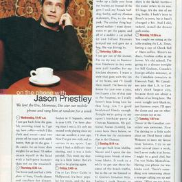 In Style Jason Priestley