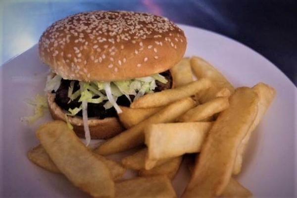 Hamburger Kids Meal